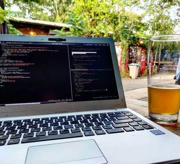 Photo shared by Coffee'n'Code on June 27, 2020 tagging @coding, @coderlifes, @codingcommunity, @webdeveloper.io, @programunity, @zukunftostkreuz, and @codeclique.