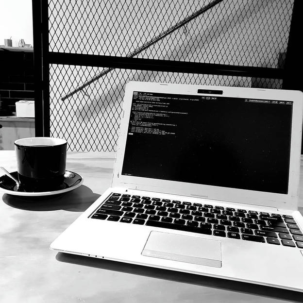 Photo shared by Coffee'n'Code on September 10, 2019 tagging @refinery.coffee, @codingdays, @programunity, @codeclique, and @papillonformen.al.
