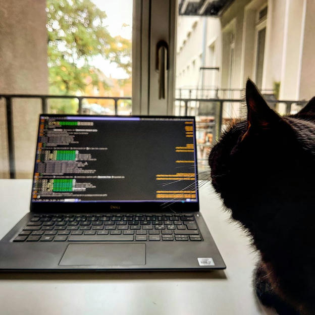 Photo shared by Coffee'n'Code on October 26, 2020 tagging @comment_sense, @codelogs, @code.community, @lovecoders, @coding_deck, @codeclique, @_whatthetech, and @_devcommunity. May be an image of laptop.