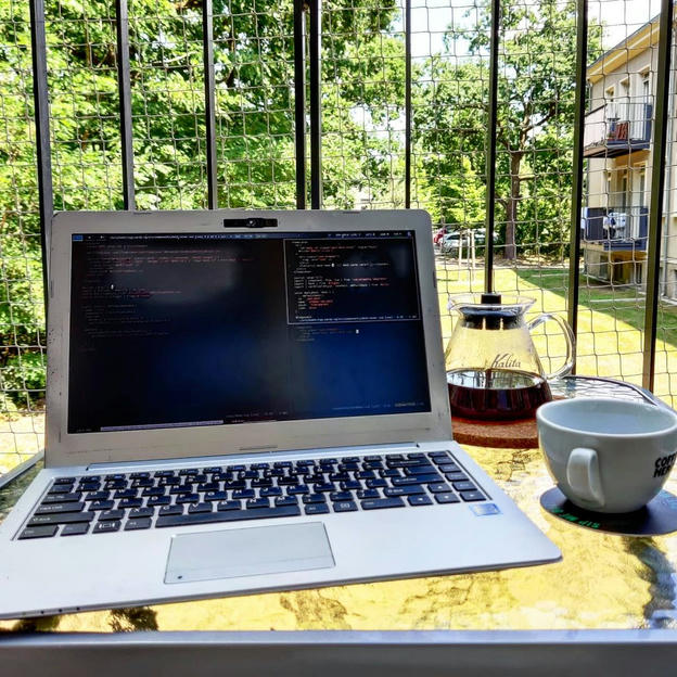 Photo shared by Coffee'n'Code on June 27, 2020 tagging @webdeveloper.io, @coding_deck, @programunity, and @codeclique.