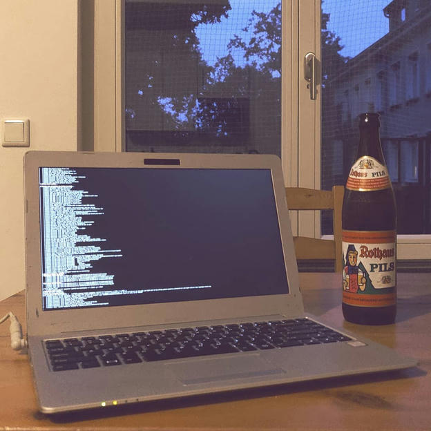 Photo shared by Coffee'n'Code on August 11, 2019 tagging @coderlifes, @coding_deck, @programunity, and @codeclique.