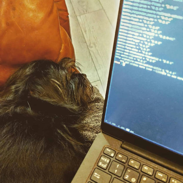 Photo shared by Coffee'n'Code on January 08, 2021 tagging @fussel, @worldcode, @comment_sense, @code.community, @lovecoders, @coding_deck, @programunity, @codeclique, and @_devcommunity. May be an image of laptop.