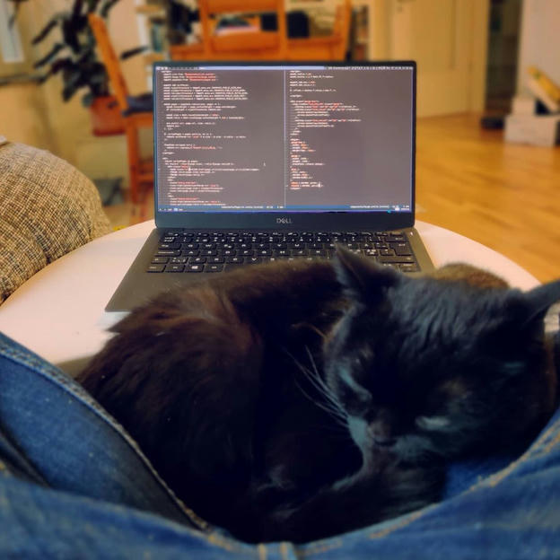 Photo shared by Coffee'n'Code on December 07, 2020 tagging @comment_sense, @thepracticaldev, @code.community, @lovecoders, @coding_deck, @codeclique, @_whatthetech, and @_devcommunity.