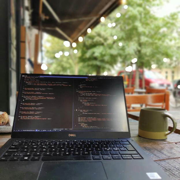 Photo shared by Coffee'n'Code on September 03, 2020 tagging @happybaristas, @workhardanywhere, @coding, @workhardeverywhere, @happycodingclub, @coding_deck, @programunity, @codeclique, and @_devcommunity.