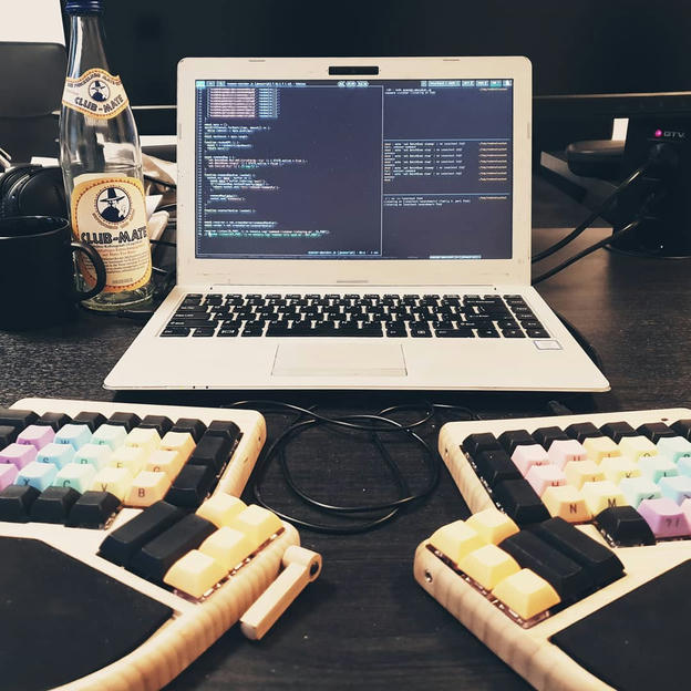 Photo shared by Coffee'n'Code on September 25, 2019 tagging @system76_com, @comment_sense, @falba.tech, @codinganddecoding, @coderlifes, @codeclique, and @papillonformen.al.