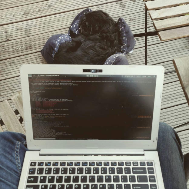 Photo shared by Coffee'n'Code on April 11, 2020 tagging @thepracticaldev, @usernameu___, @programunity, and @codeclique.